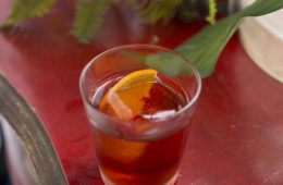 Rreceta Americano Cocktail