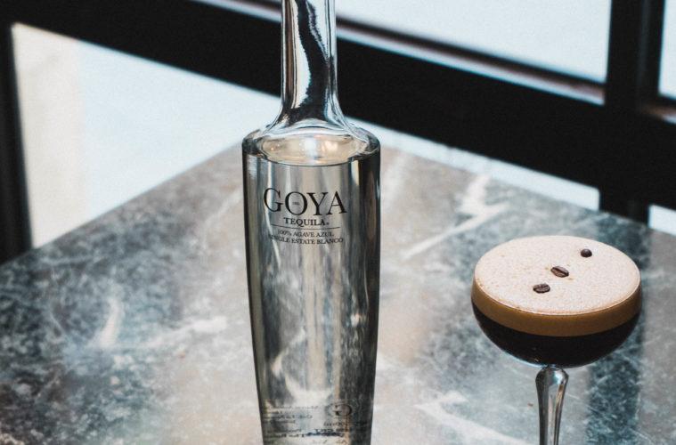Goya tequila