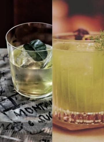 cuatro cócteles de cuatro bares españoles en la 50 best