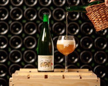 hay cervezas que convencen a winelovers como la cantillon vigneronne