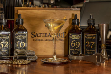 Satibasque: bitters canábicos