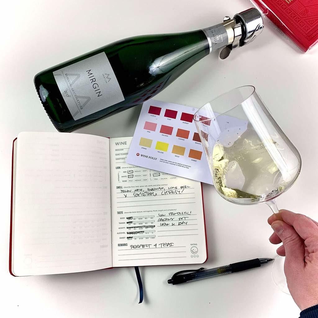 wine folly journal